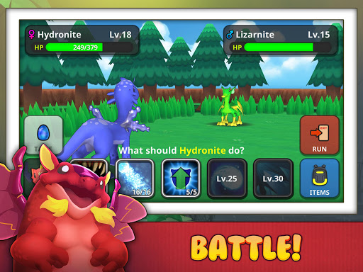 Drakomon – Battle amp Catch Dragon Monster RPG Game 1.4 screenshots 5
