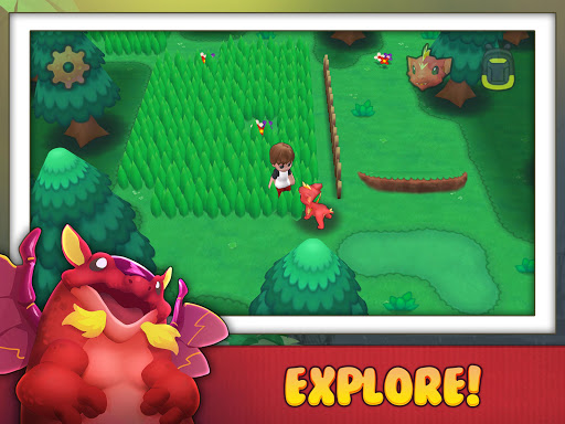 Drakomon – Battle amp Catch Dragon Monster RPG Game 1.4 screenshots 7