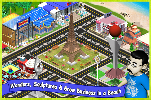 Dream Town – City Building Sim 2.0.1 screenshots 1