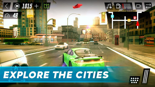 Driving Car Simulator 2.0 screenshots 12