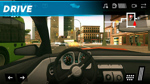 Driving Car Simulator 2.0 screenshots 5