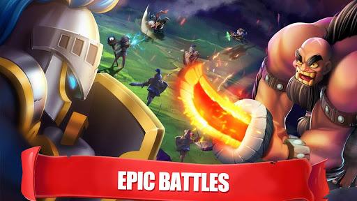 Epic Summoners Hero Legends – Fun Free Idle Game 1.0.0.155 screenshots 5