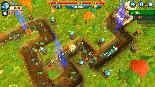 Fantasy Realm TD Tower Defense Game 1.29 screenshots 16