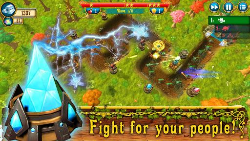 Fantasy Realm TD Tower Defense Game 1.29 screenshots 22