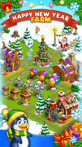 Farm Snow Happy Christmas Story With Toys amp Santa 1.74 screenshots 1