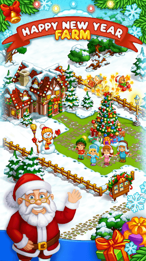 Farm Snow Happy Christmas Story With Toys amp Santa 1.74 screenshots 10