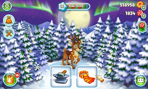 Farm Snow Happy Christmas Story With Toys amp Santa 1.74 screenshots 12