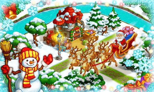 Farm Snow Happy Christmas Story With Toys amp Santa 1.74 screenshots 16