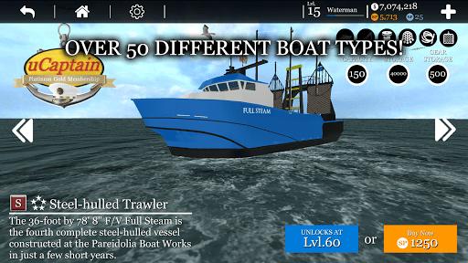 Fishing Game – Ship amp Boat Simulator uCaptain 4.9992 screenshots 6