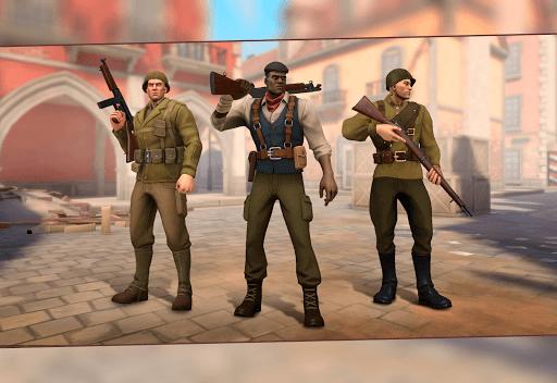 Frontline Guard WW2 Online Shooter 0.9.43 screenshots 18