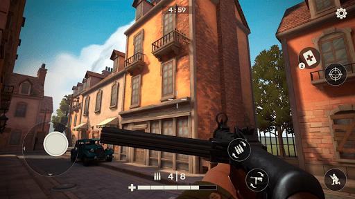 Frontline Guard WW2 Online Shooter 0.9.43 screenshots 4