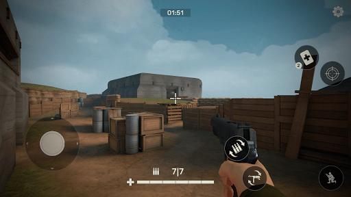 Frontline Guard WW2 Online Shooter 0.9.43 screenshots 5