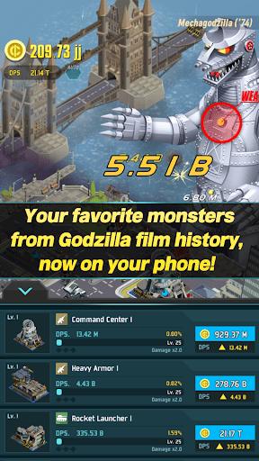 Godzilla Defense Force 2.3.4 screenshots 12