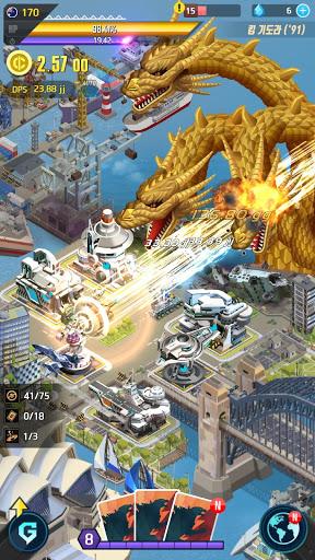 Godzilla Defense Force 2.3.4 screenshots 6