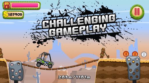 Hill Racing Offroad Hill Adventure game 1.1 screenshots 3