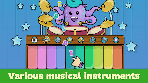 Kids piano 3.3.15 screenshots 2