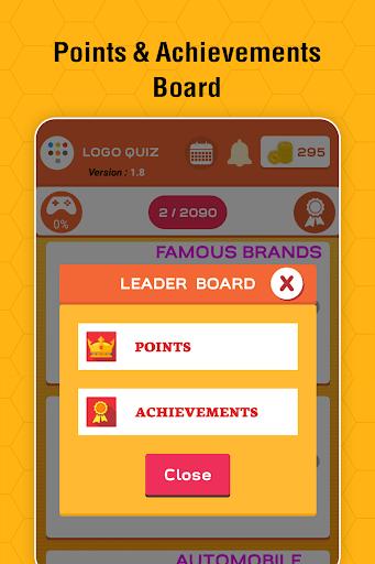 Logo Quiz Guess the Logo game Guess the Brand 2.6 screenshots 13