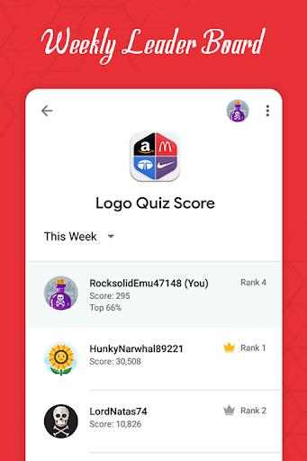 Logo Quiz Guess the Logo game Guess the Brand 2.6 screenshots 24