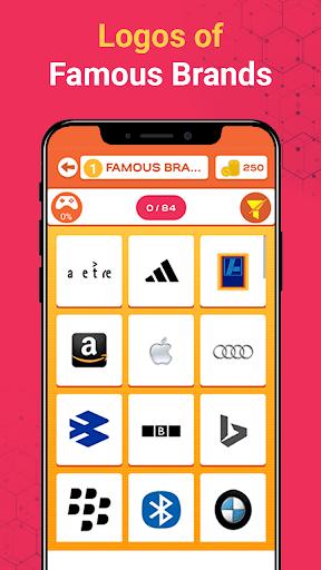 Logo Quiz Guess the Logo game Guess the Brand 2.6 screenshots 3