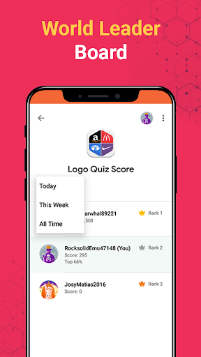 Logo Quiz Guess the Logo game Guess the Brand 2.6 screenshots 8