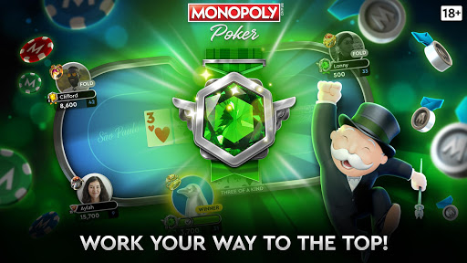 MONOPOLY Poker – The Official Texas Holdem Online 0.7.1 screenshots 5
