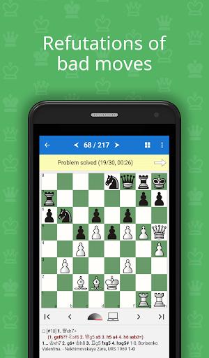 Manual of Chess Combinations 1.3.5 screenshots 3