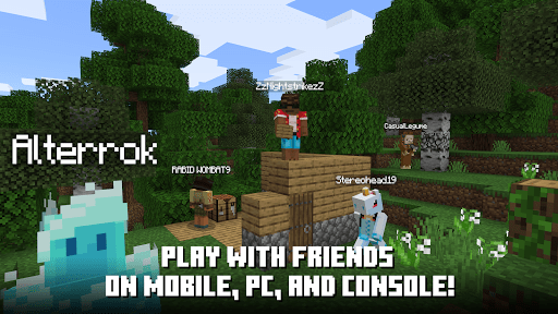Minecraft Varies with device screenshots 7