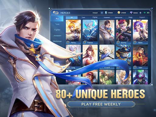 Mobile Legends Bang Bang 1.5.16.5612 screenshots 22