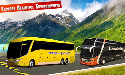 Modern Bus Game Simulator 1.7 screenshots 13
