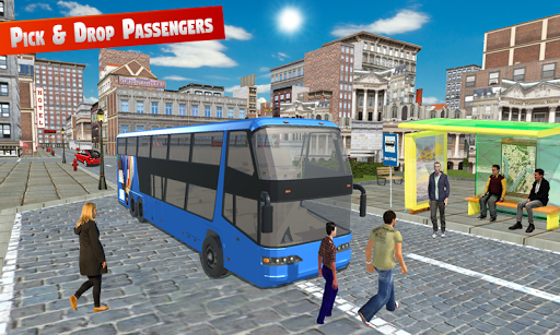 Modern Bus Game Simulator 1.7 screenshots 7