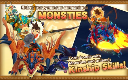 Monster Hunter Stories screenshots 3