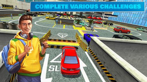 Multi Level Car Parking Games 3.2 screenshots 3