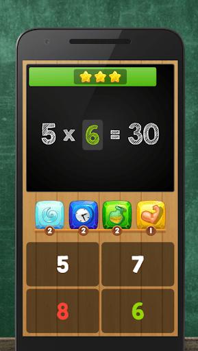 Multiplication Table Kids Math 3.9.0 screenshots 1