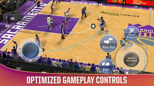 NBA 2K20 Varies with device screenshots 1