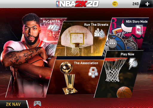 NBA 2K20 Varies with device screenshots 18