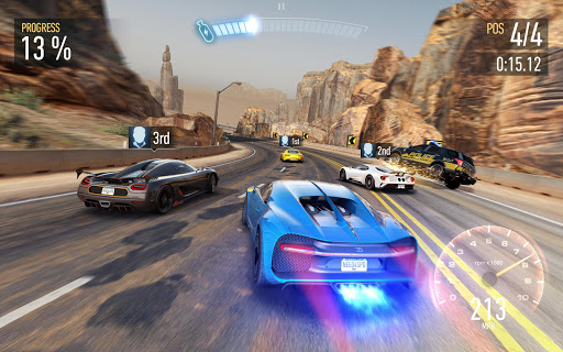 Need for Speed No Limits 4.7.31 screenshots 10