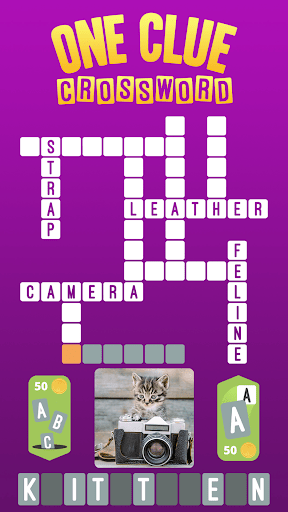 One Clue Crossword 4.03 screenshots 5