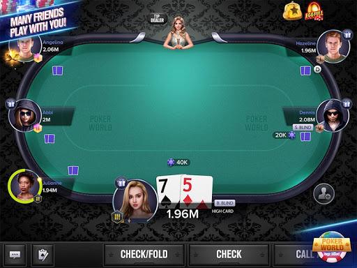 Poker World Mega Billions 2.020.2.020 screenshots 1