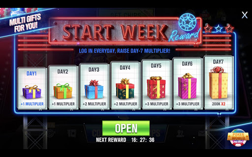 Poker World Mega Billions 2.020.2.020 screenshots 14