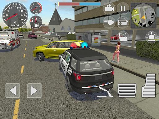 Police Cop Simulator. Gang War 2.3.3 screenshots 15