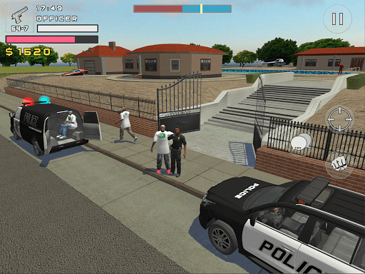 Police Cop Simulator. Gang War 2.3.3 screenshots 19