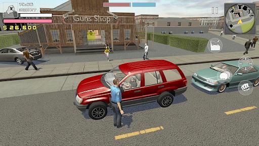 Police Cop Simulator. Gang War 2.3.3 screenshots 2