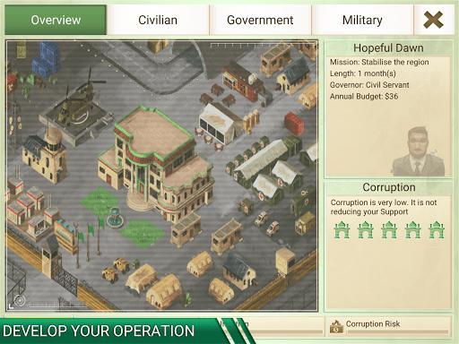 Rebel Inc. 1.6.0 screenshots 11