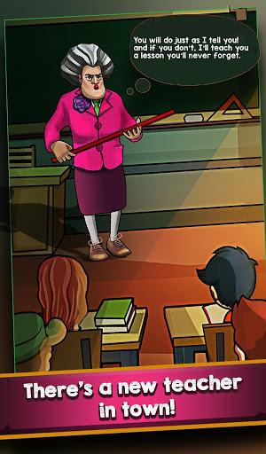 Scary Teacher Addictive Word Game 2.1 screenshots 12