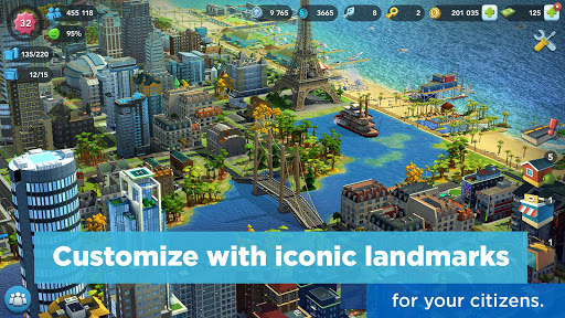 SimCity BuildIt 1.34.1.95520 screenshots 2