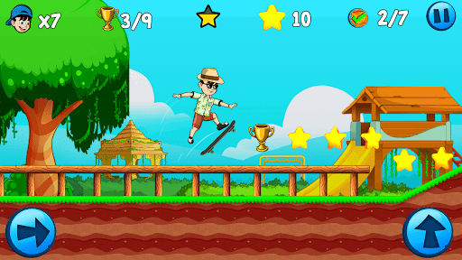 Skater Kid 7.1.29.5 screenshots 10