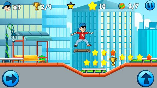 Skater Kid 7.1.29.5 screenshots 17