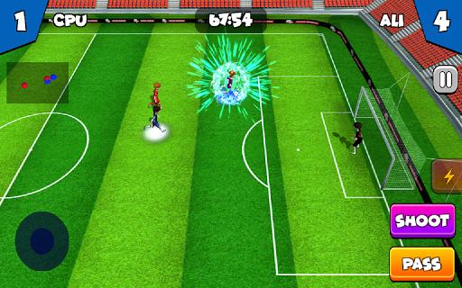 Soccer Heroes Ultimate Football Games 2018 2.4 screenshots 7