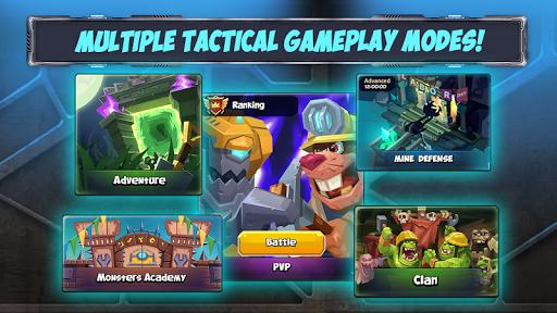 Tactical Monsters Rumble Arena -Tactics amp Strategy 1.18.1 screenshots 14