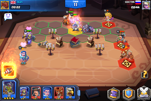 Tactical Monsters Rumble Arena -Tactics amp Strategy 1.18.1 screenshots 8